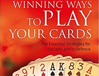 winning ways to play your cards by by Paul Mendelson, a book about playing Bridge